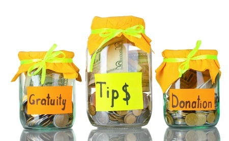 Questions Lead to Questions:  Do you allow staff to receive gifts or tips?