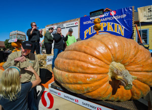 Tour Week 19: Giant Pumpkins and the Spell is Broken