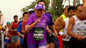Will You Run a Marathon at 91?