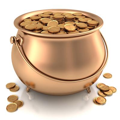 A Big Pot of Money