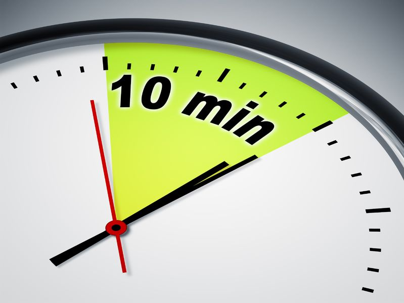 Staff Communication: 10 Minutes Goes Further Than You May Think