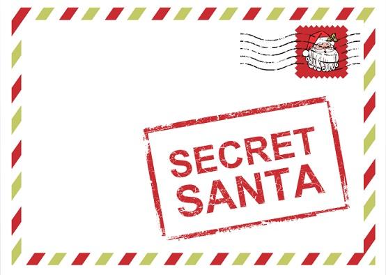 Christmas Joy:  Kansas City Police Play Secret Santa