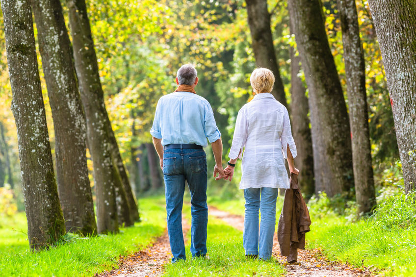 You Need to Take Your Residents for a Walk in the Woods Every Day