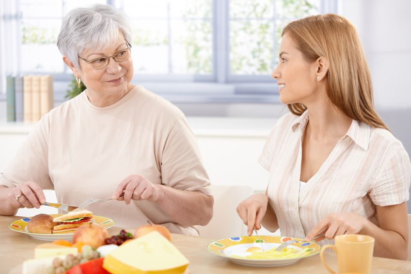 Much More Than Finger Foods And Assistive Eating Equipment