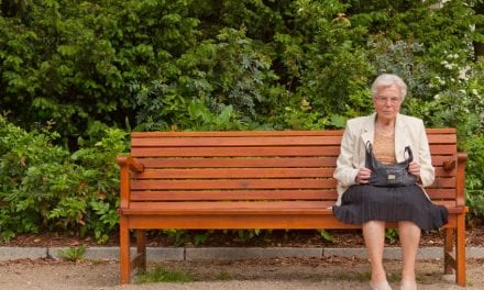Every Senior Living Community Needs a Buddy Bench