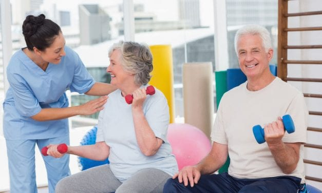 Strength Training for Residents with Dementia: Yes, You Can!