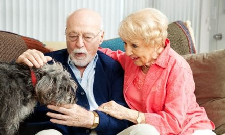 The Amazing Impact of an Animal in Memory Care