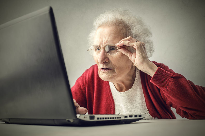 Is Your Website Optimized for Older Eyes? Here's What You Need to Know