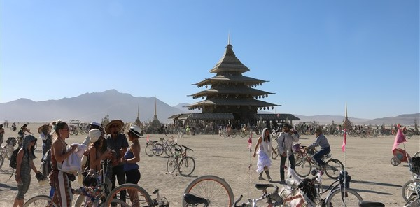 Burning Man, Fighting Ageism, Senior Living and My Moral Compass