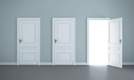 And Behind Door Number 3 . . .