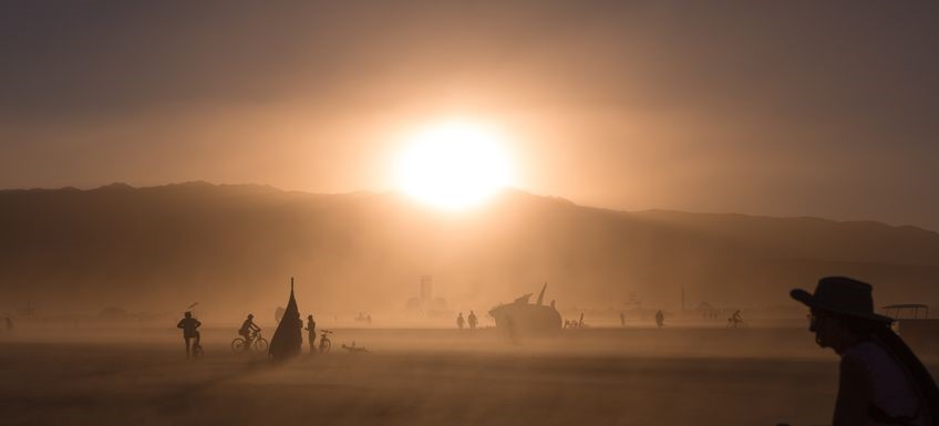 Young Burners (as in Burning Man) Give Advice to Elders