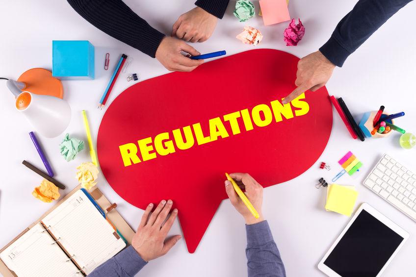 Working Around Stupid Regulations