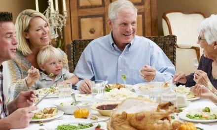 Thanksgiving, Grandmother's House, and LifeShare Technology