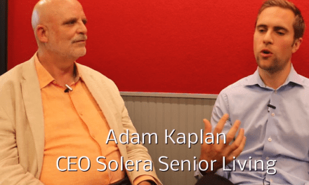 Adam Kaplan, Solara Senior Living
