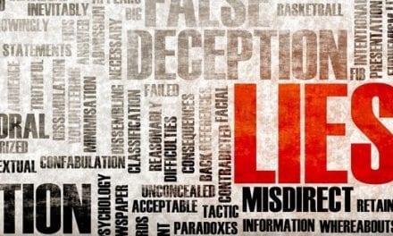 When Leaders Lie