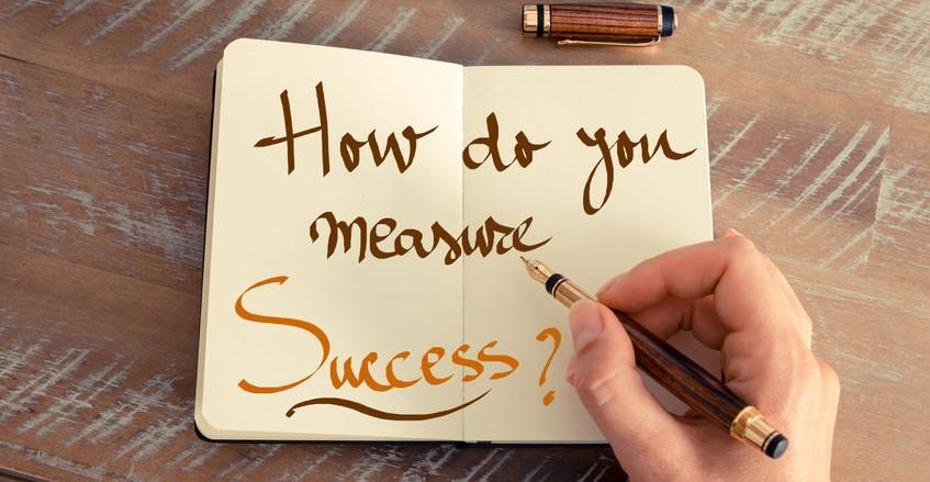 "You Say You're Successful? Okay, Define ""Successful"""