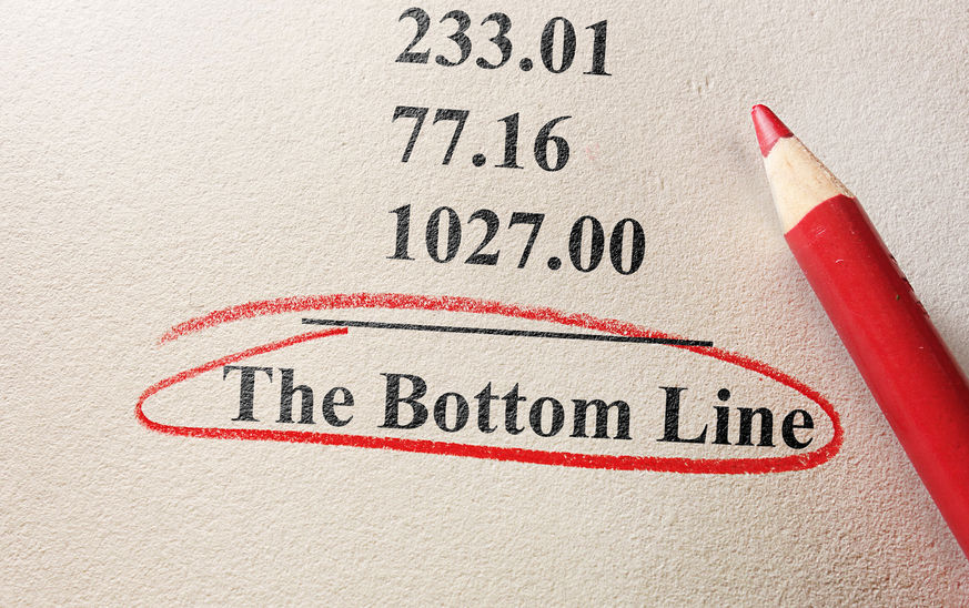 Welcome to Your New Bottom Line: Ignore It and Lose