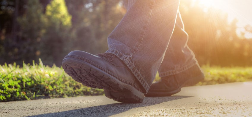 Sensors be Damned: Let Them Walk and Walk…