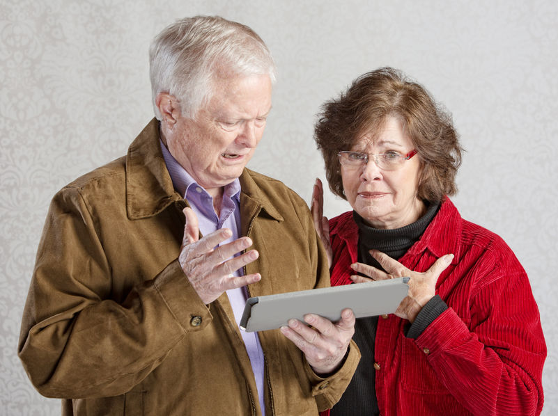 Stop Throwing iPads at 85-Year Old Residents!