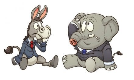 Democrats and Republicans Trying to Rebrand —  Both are Idiots