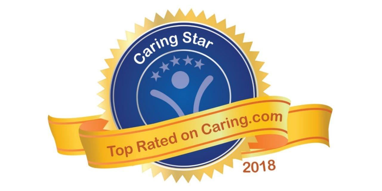 Who's Shining in Senior Living? Caring.com Announces 2018 Award Winners
