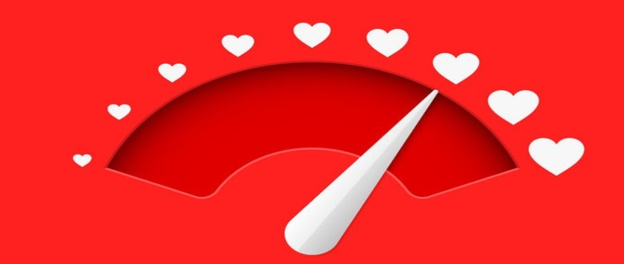 If You Had a Love Meter in Your Community, What Would It Read?