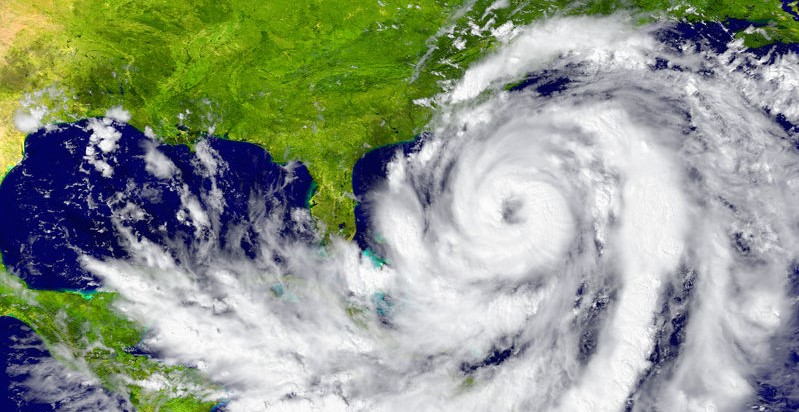 When A Hurricane Shakes the Industry