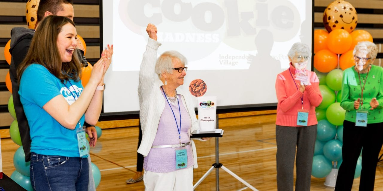 Why Cookie Madness Should Be a Part of Every Senior Living Community