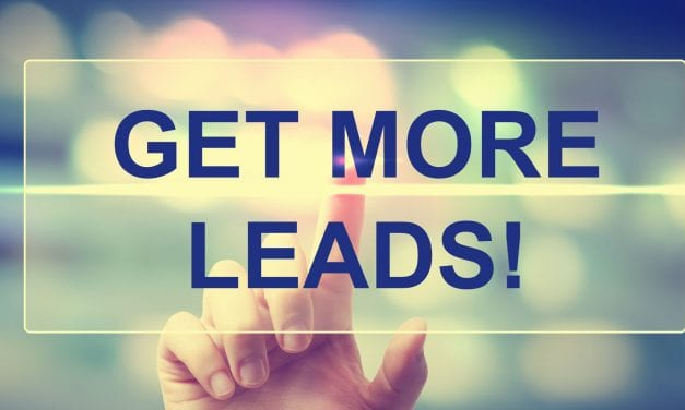 Another Way to Generate Leads . . .