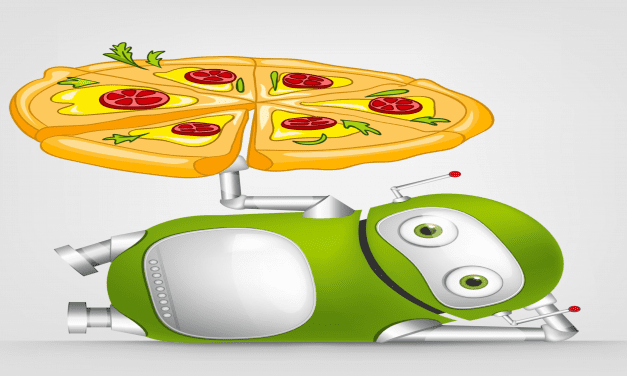 How Pizza Robots Could Rock Senior Living
