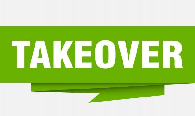 "Want a Better 2019? Stage a ""Takeover""!"