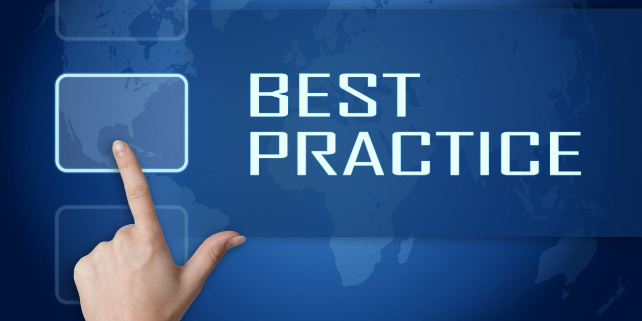 S1 Episode 1 – Best Practices for Best Results