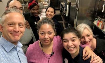 Starbucks Executive Takes On Senior Living