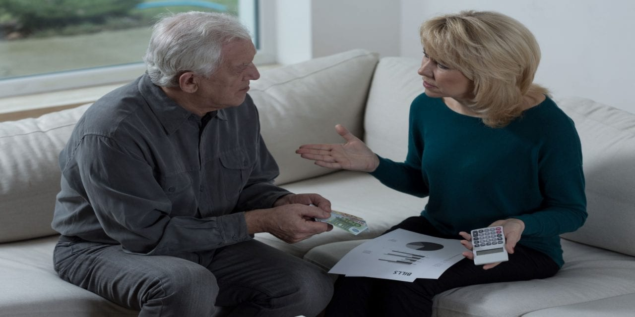 Do Old People Make Bad Financial Decisions?
