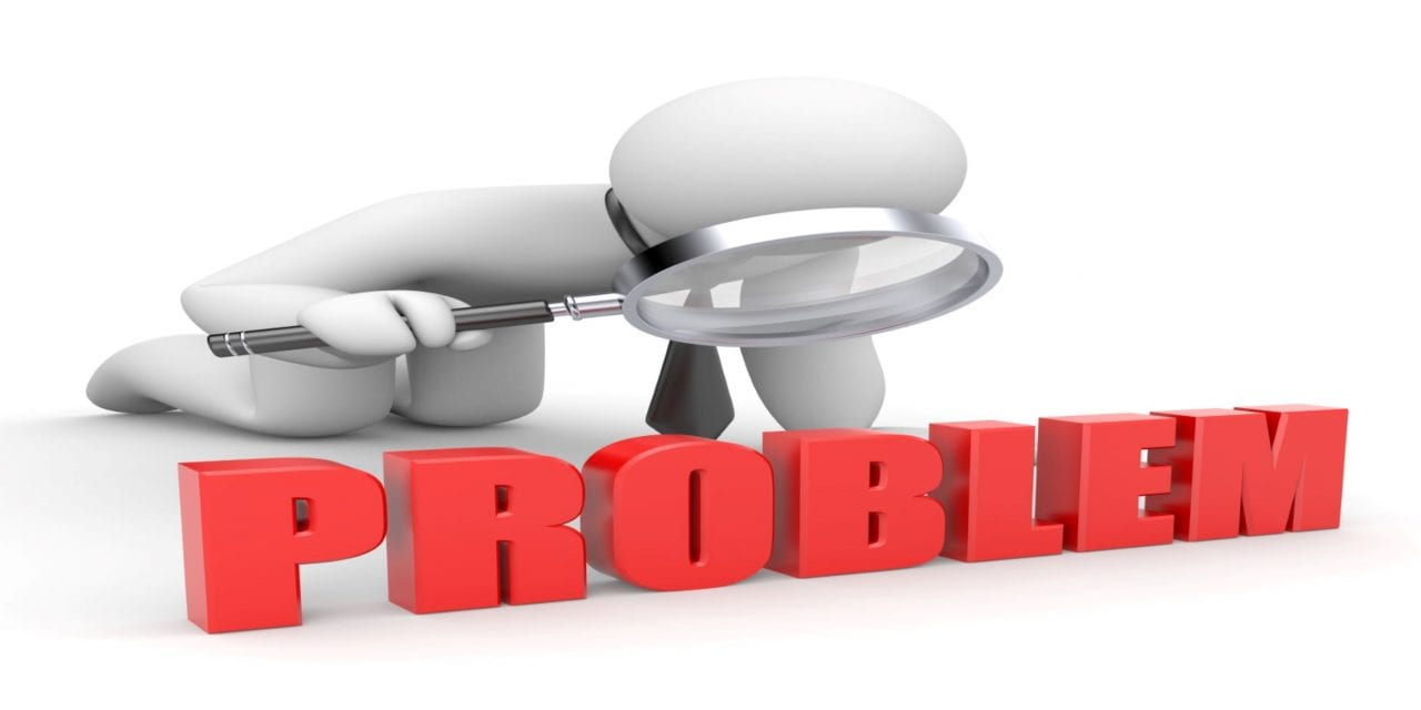 Are You Working on the Right Problem or the Wrong Problem?