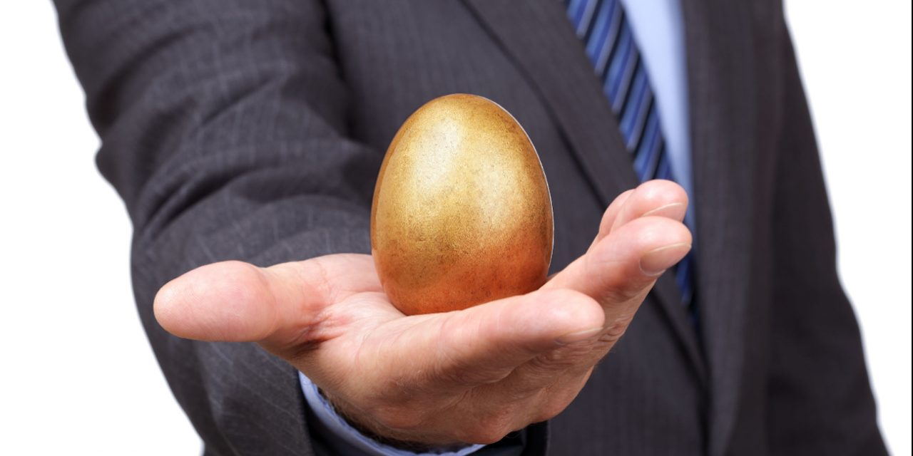 The Golden Goose Egg of Employee Retention