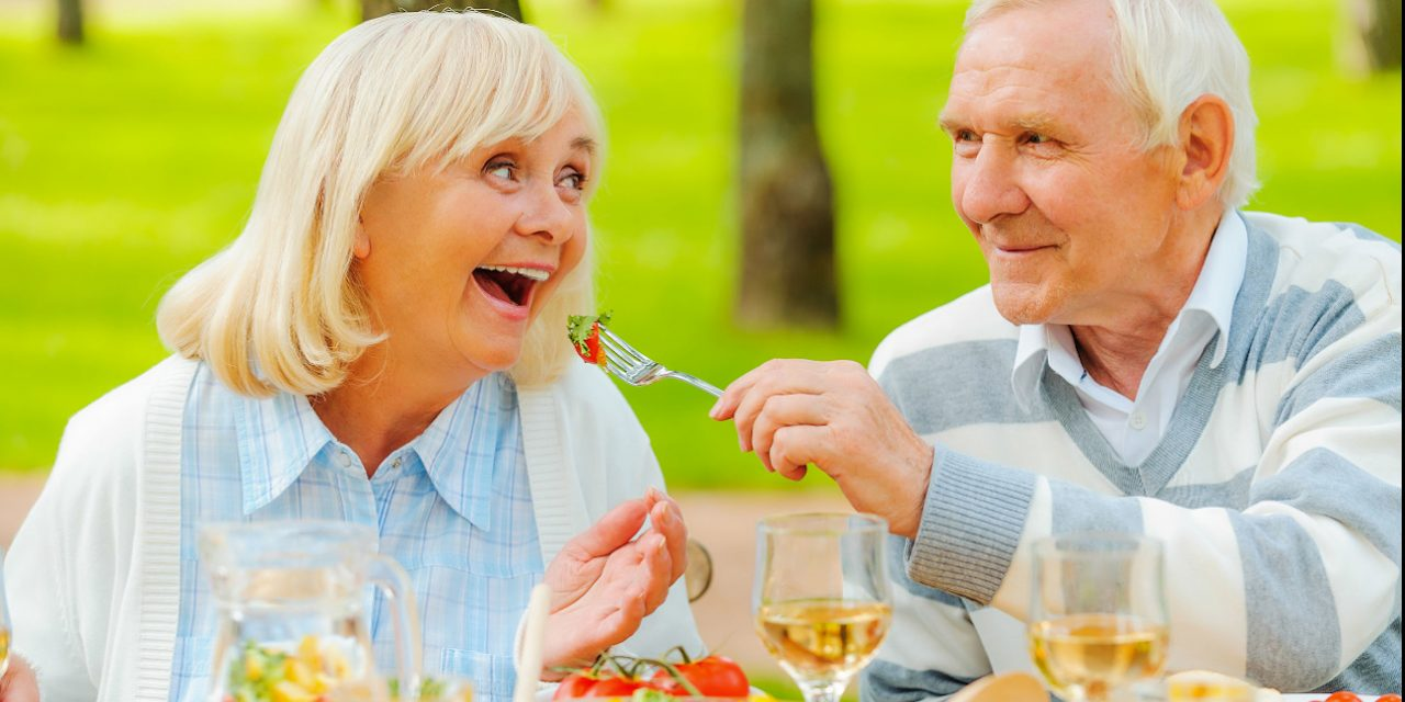 The Senior Living Dining Revolution . . .