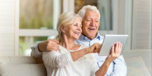 Tablets in Senior Living