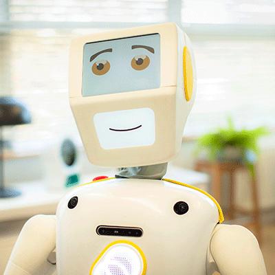 Stevie the Robot by Akara Robotics