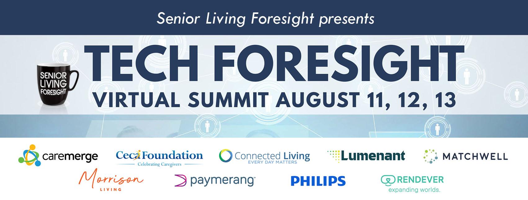 Sponsors Tech Foresight 2020