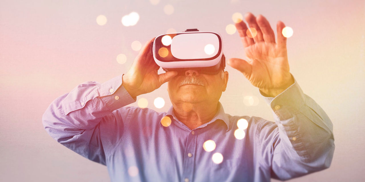 Virtual Reality Delivers Magical Moments to Senior Living Residents