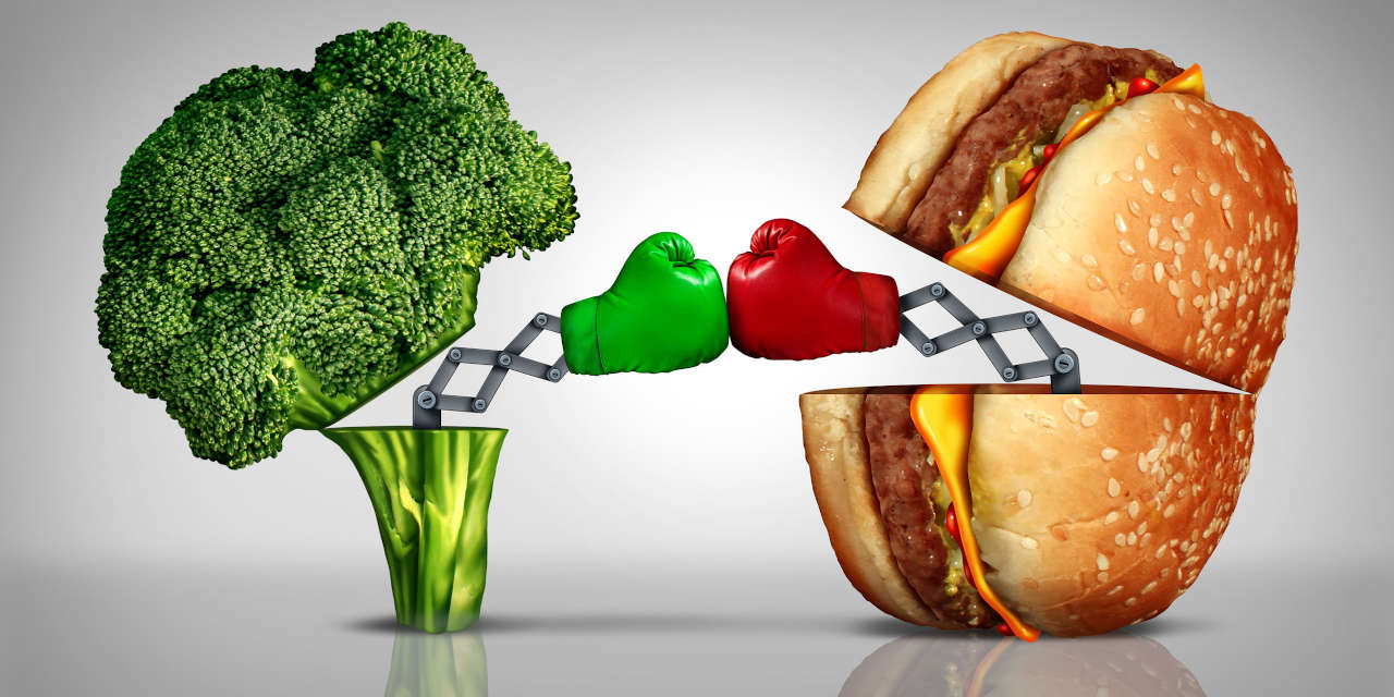 """The Epic """"Food Fight"""" To Boost Immunity, Cognition, and Wellness"""