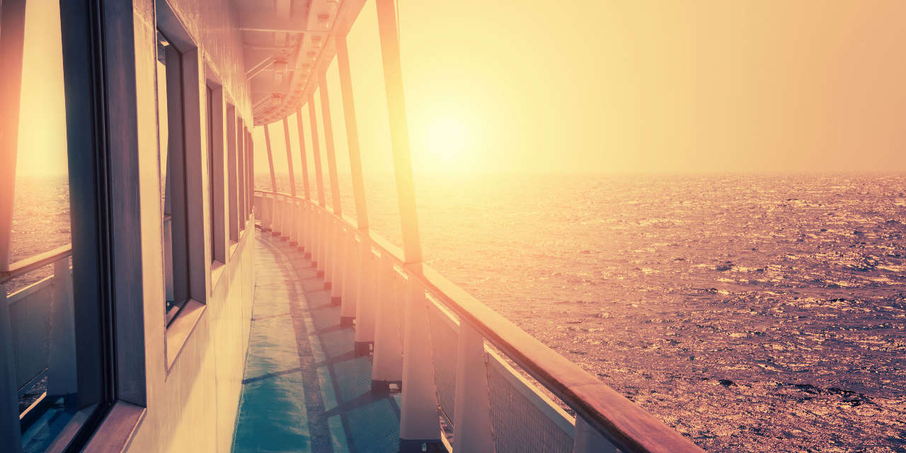 Maybe the Cruise Industry Has Something To Teach Us After All