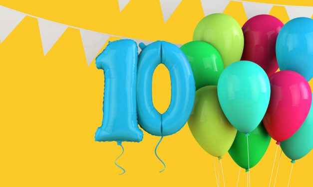 Can You Believe It? We Turn 10 in 2021!
