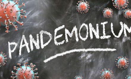 Are We Victims of Pandemic Pandemonium?