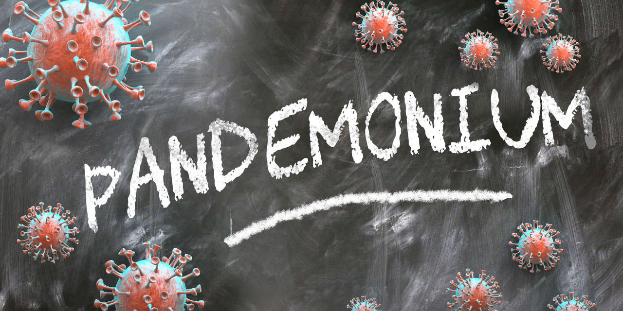 Are We Victims of Pandemic Pandemonium?