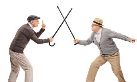 Man Loses His Pants in Brawl – My Dream for Senior Living