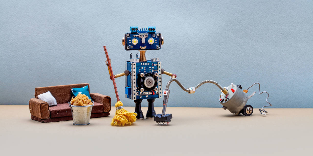 Robots in Senior Living . . . Sooner Than You Think