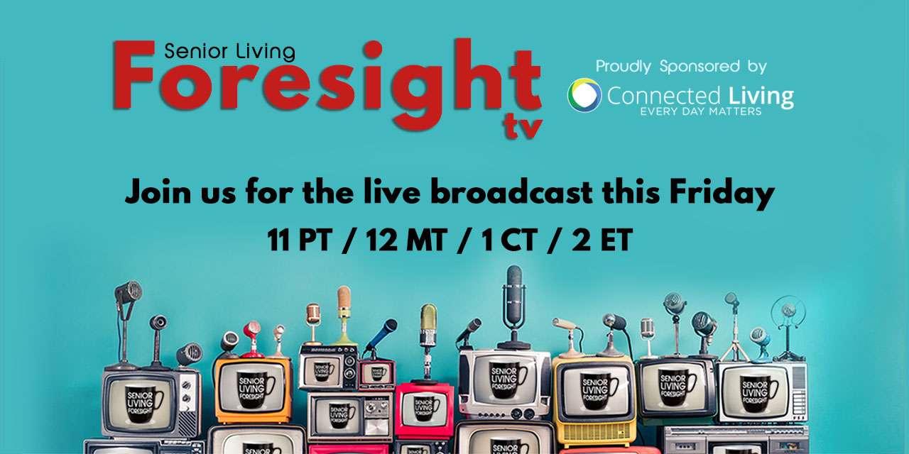 2021 Foresight TV Waiting Screen w/ CL Logo