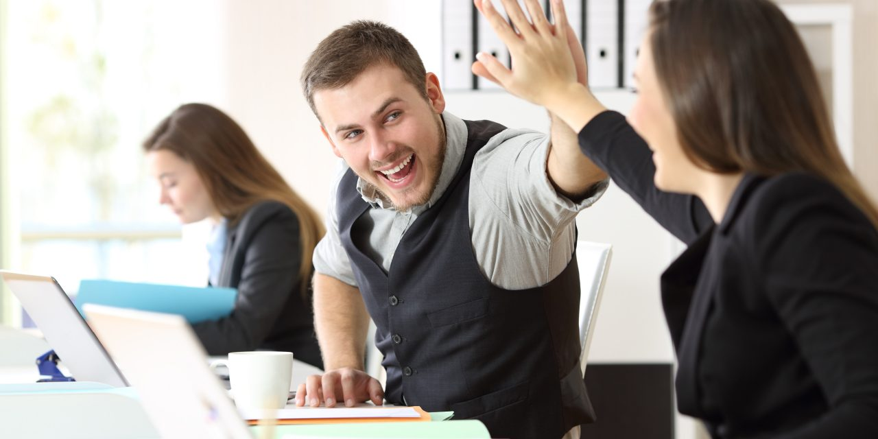 If You Want to Make Your Sales People So So Happy Do This!